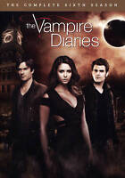 The Vampire Diaries: The Sixth Season (DVD, 2015)  Disc 3 Only - No Case