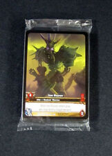 (25) World of Warcraft WoW TCG Jon Reaver Fires of Outland Promo Extended Art C