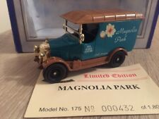 Oxford Diecast Magnolia Park Golf Academy Bullnose Morris Van 175 Limited