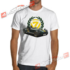 Caterham 7 Lotus Super Seven Racing T-Shirt