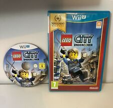 Lego City Undercover Nintendo Wii U Complete Game UK PAL *FREE P&P*