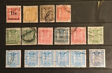 New Zealand. Fiscals & Stamp Duty. Used