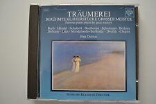 Träumerei: Klavierstücke (Bach, Händel, Schubert...- Jörg Demus - Saphir CD 1986