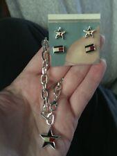 Tommy Hilfiger ladies charm bracelet stainless steel