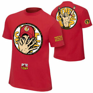 John Cena Red U Can't C Me Boys Kids T-shirt