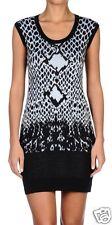 JUST CAVALLI Luxus Kleid/Stretchkleid Gr.38/M Neu!