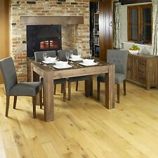 Solid Wood Rectangle Up to 4 Seats Kitchen & Dining Tables