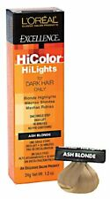 L'OREAL HiColor HIGHLIGHTS for DARK HAIR ONLY - Ash Blonde 1.2 oz.