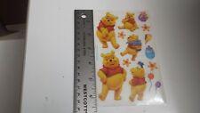 sandylion scrapbooking Disney Winnie the Pooh stickers 4 x 6