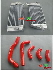 radiator&hose(red) for HONDA CRF450R CRF 450 R 2006 2007 2008 brand new