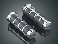TRIUMPH Thruxton 900 / Speedmaster & EFI : 1 inch ISO GRIPS (Kuryakyn 6236)