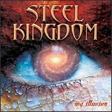 STEEL KINGDOM – My Illusion (US POWER METAL*PRIVATE *VICIOUS RUMORS)