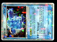 POKEMON LEGENDES OUBLIEES HOLO N°  97/101 REGICE EX