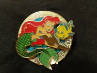 VINTAGE DISNEY OFFICIAL PIN TRADING  PIN # 3    PART OF YOUR  WORLD
