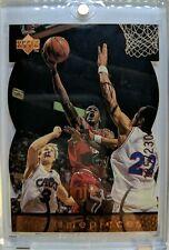 Rare: 1998 98 Upper Deck MJX Michael Jordan MJ Timepieces Bronze #69 #'d of 230