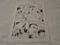 Marvel Age Fantastic Four Tales #1 Page 14 Black Panther Original Art Ron Lim