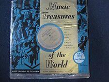 Music Treasures of the World: World's Greatest Music Album 9 [Vinyl]