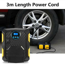 12V Portable Air Compressor Auto Car Bike Tire Inflator Pump Electric DC 150PSI
