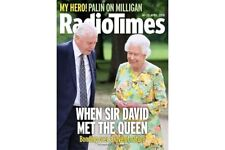 RADIO TIMES Magazine The Queen Elizabeth Green Planet with David Attenborough