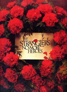 THE STRANGLERS -  No more heroes - LP (33 TOURS) -