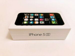 Apple iPhone 5s - 16GB - Space Gray (Unlocked) A1533 (GSM)    *NEW* in Box.