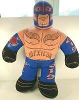 Rey Mysterio Brawlin Buddy - WWE - Plush - Official Licensed - Discontinued 2012