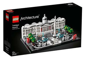 LEGO 21045 ARCHITECTURE LONDON TRAFALGAR SQUARE NEUF NEW !
