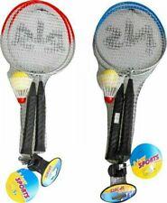 New Sports Badminton-Set für Kinder mit Federball und Softball