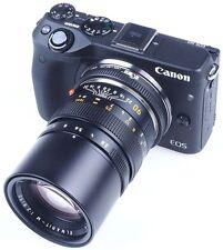 Carte par Leica M Objectif à Canon EOS M m5 5 m6 6 mâ³ 3 m10 10 m100 100