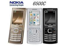 2017 ORIGINAL Nokia 6500c Bronze Brown 100% UNLOCKED GSM 6500 Cellphone WARRANTY