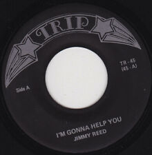 "JIMMY REED - I'm Gonna Help You 7"" 45"