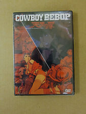 Cowboy Bebop Movie Knockin' on Heaven's Door Anime DVD Film - Seal DVD - NEW