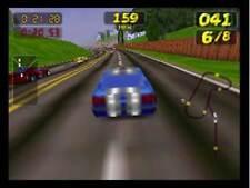 San Francisco Rush Extreme Racing - Nintendo N64 Game