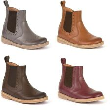 Froddo G3160100 Kinder Stiefel | Boots | Booties | Leder - NEU