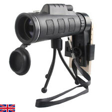 40x60 Zoom Optical Camera Mobile Smart Phone Telescope Lens BIG Telephoto + Clip