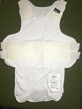 CARRIER for Kevlar Armor- WHITE XL/2L- Body Guard Brand + Bullet Proof Vest +NEW
