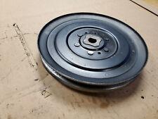 """Craftsman 24"""" Front Tine Roto Tiller Transmission Pulley   532151223  151223"""