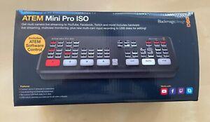 Atem Mini Pro Iso Videomischer