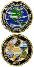 Challenge Coin - On the 7th Day 2429