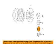 Buick GM OEM 05-09 LaCrosse Wheels-Center Cap 9594420
