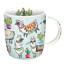 New Bone China Becher Lama Party 350 ml Kaffee – Teetasse