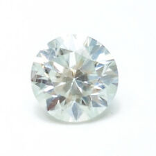 1.22CTS 6MM VS2 VG ROUND UNTREAT F COLOR WHITE LAB CERTIFIED LOOSE DIAMOND