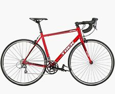 One Series 1.1 Trek 54cm Red Gents Road Bike Alpha Aluminum