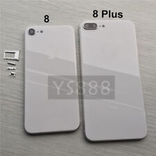 Metal Middle Frame Battery Back Back Glass Housing for iPhone 8 8 Plus