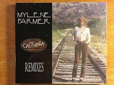 Mylene Farmer - California REMIXES - IMPORT NEW
