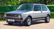 Revell 07072 - VW Golf Mk1 GTI 3 Door 1/24th Scale Plastic Kit - Tracked 48 Post
