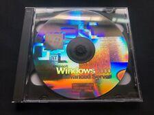 Windows 2000 Advanced Server  ENGLISH C10-00010  SCRATCH-FREE Disks