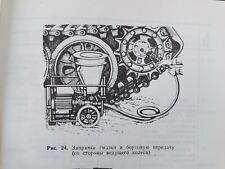 Vtg Manual Russian Cold War Tank T-55 Panzer Weapon Guide Military Soviet Rare