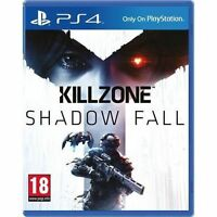 KILLZONE SHADOW FALL - PS4 GAME - UK STOCK- MINT - 1st Class Delivery