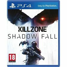 KILLZONE SHADOW FALL - PS4 GAME - UK VERSION - Excellent - 1st Class Delivery